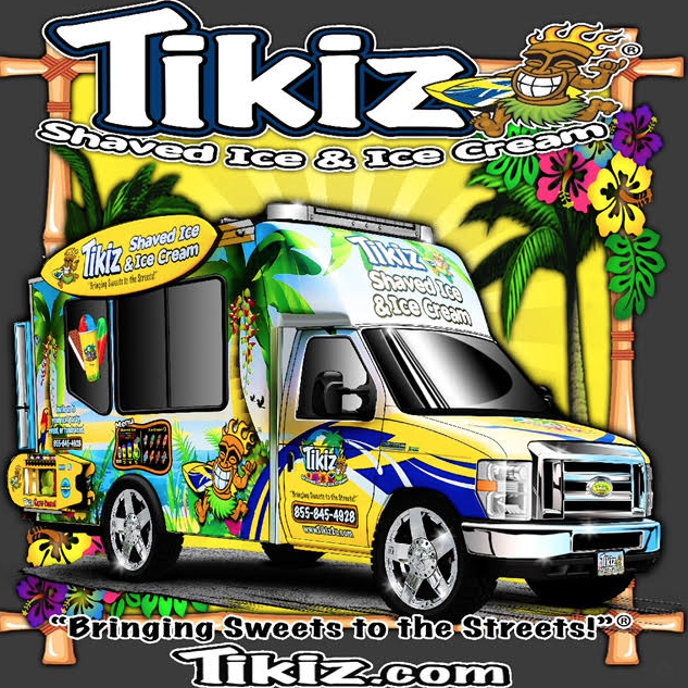 TIZIK - Hawaiian Shave Ice & Ice Cream. Kosher, Gluten-Free, Allergen-Free, Sugar Free flavors also available.