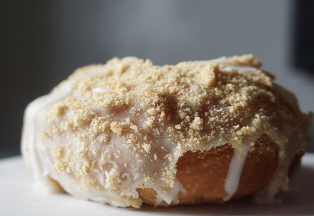 GADABOUT DOUGHNUTS - A local artisan doughnut shop specializing in pop-up shops & private orders.