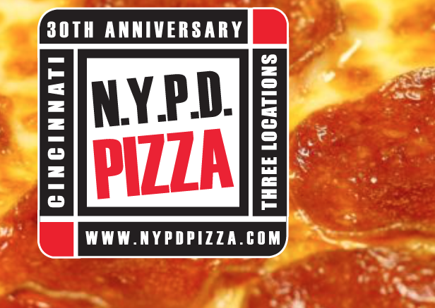 PIZZA AND DRINKS - NYPD Pizza