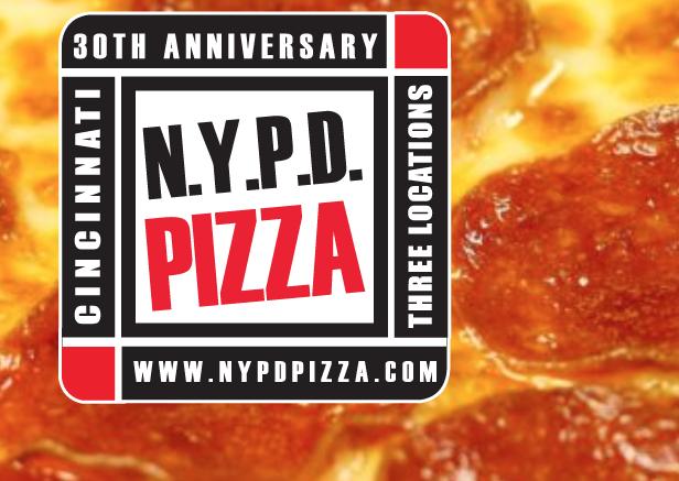 Pizza - NYPD Pizza