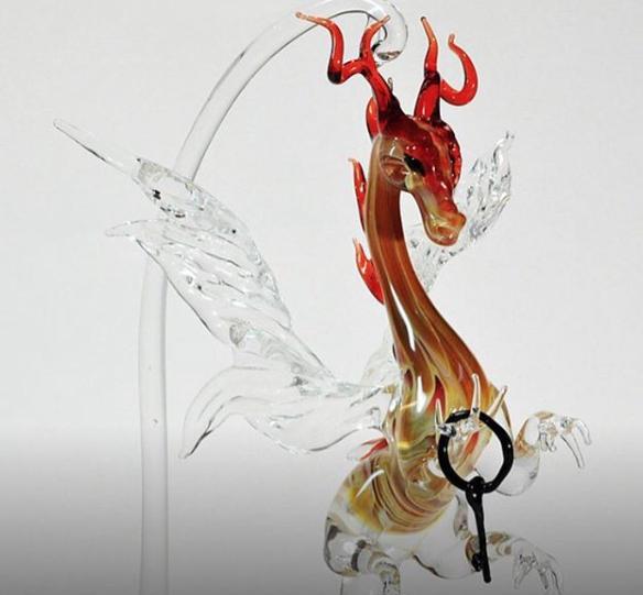 glass art - Robin Hoerth Glass