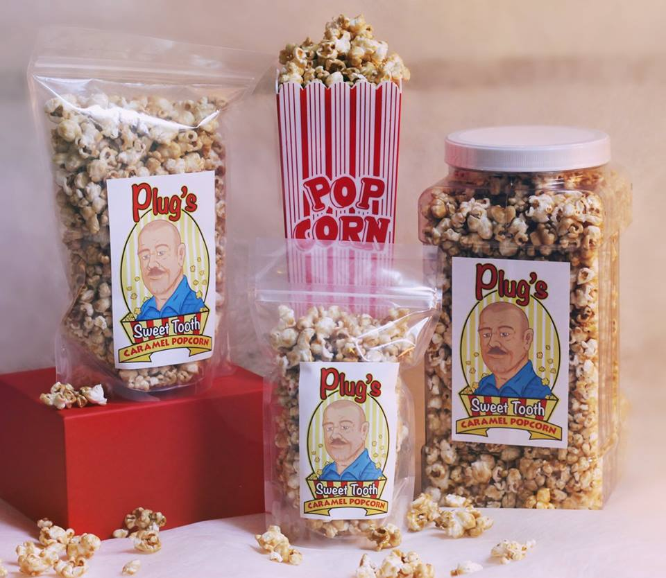 GOURMET POPCORN - Plug's Sweet Tooth