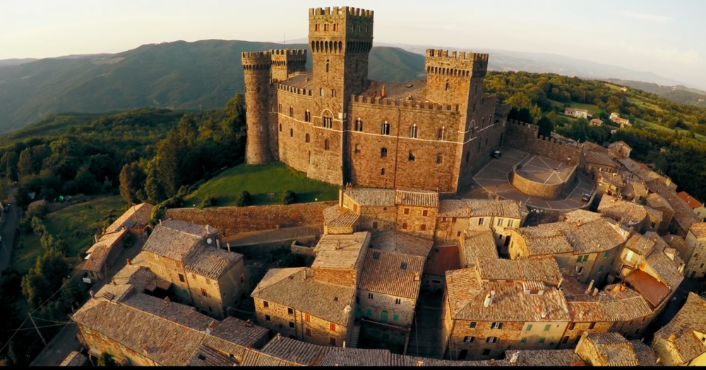 Medieval Torre Alfina