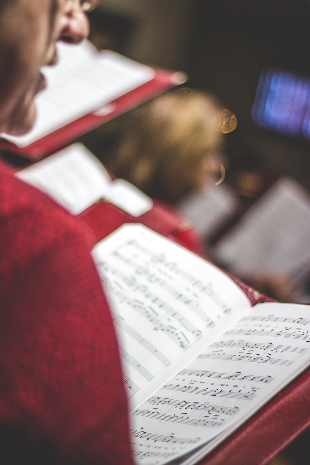Manliness and Church Music - Not Mutually Exclusive