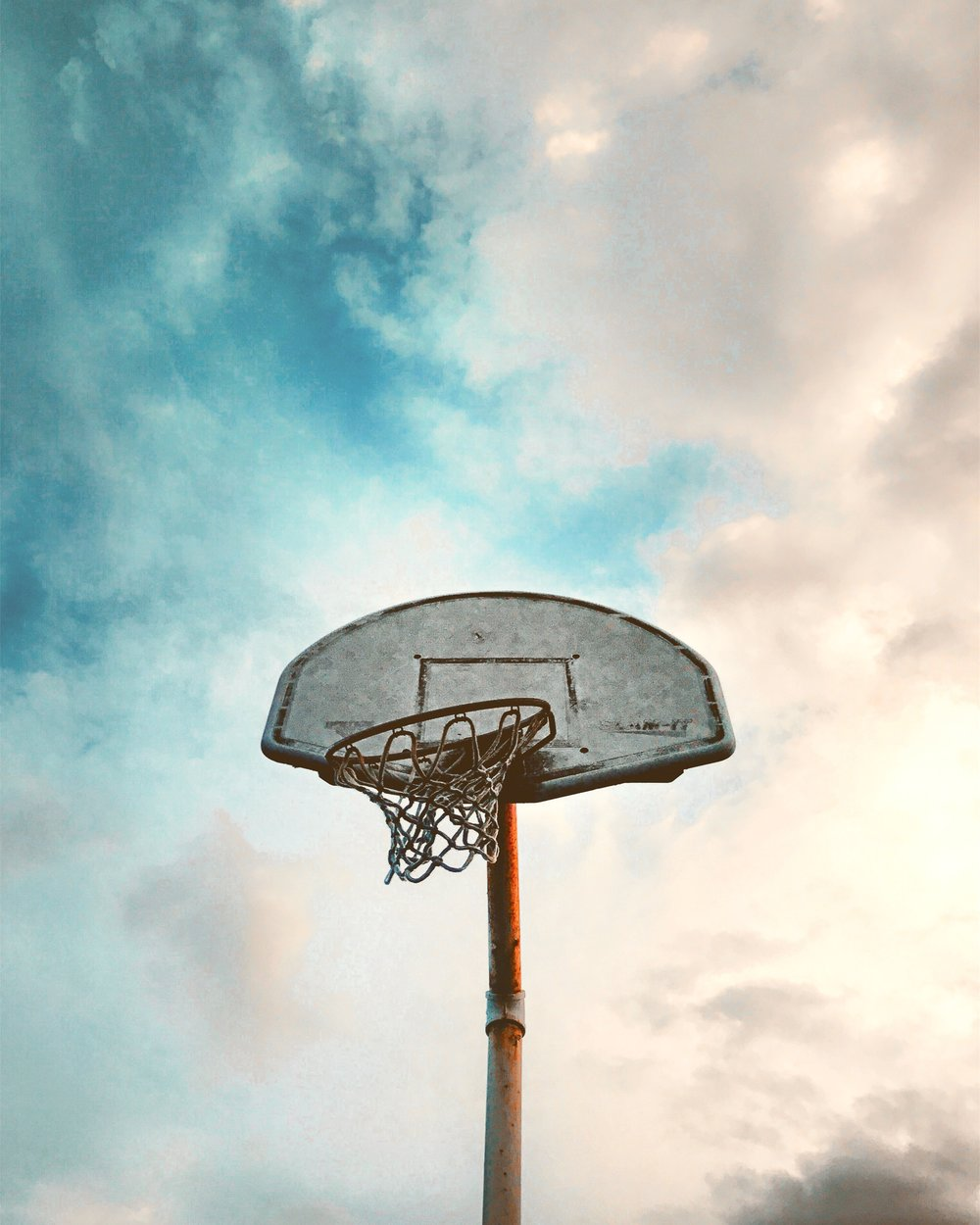 Of Basketballs and Sod - A semi-factual, totally not self-incriminating story