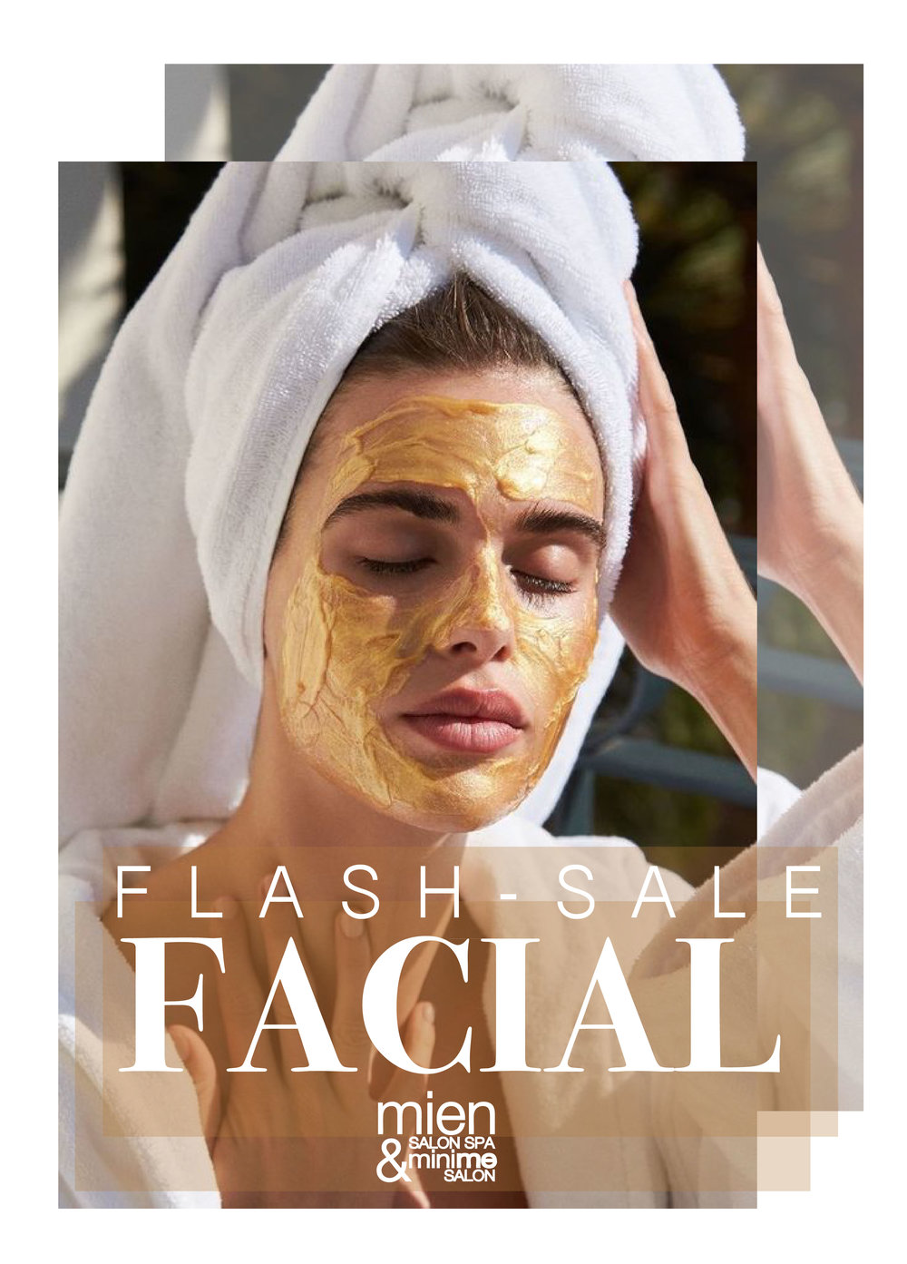 - Celebrate that woman in your life this Mother's Day, with an amazing Dual Exfoliation Peel Course!4 Facials for the price of 3.See her skin transform to brighter, firmer, younger looking skin with our professional Vitamin C complex along with the beautiful Aveda products used in our facials.♡Mother's Day Flash Facial Sale!Buy 3 facials and get 1 free!$495, save $165!♡ Facials to be redeemed by the end of July 2018 for best results (3 month expiry from date of purchase)*T&C's apply