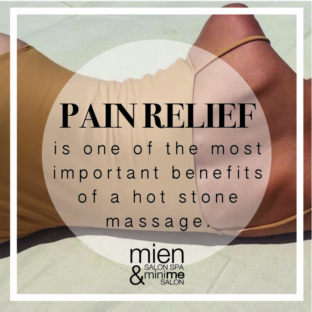 - Many people feel immediate relief once the massage is over.  Making this a drug-free pain relief method that's actually good for your body.