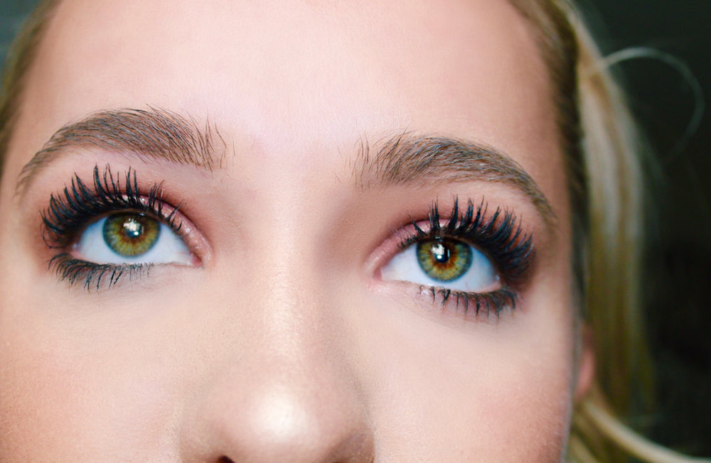 62268875fbb Eyelashes are seemingly the accessory of the year. Everyone is curling,  tinting and extending their lashes to create the most femme and fluttery  look.