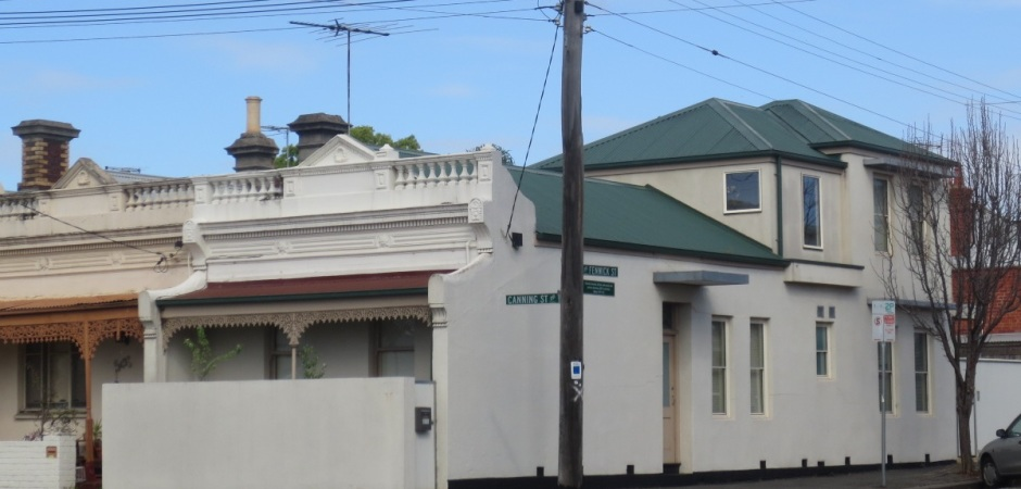 Canning Street, Carlton North