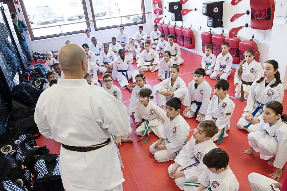 Junior Karate Classes
