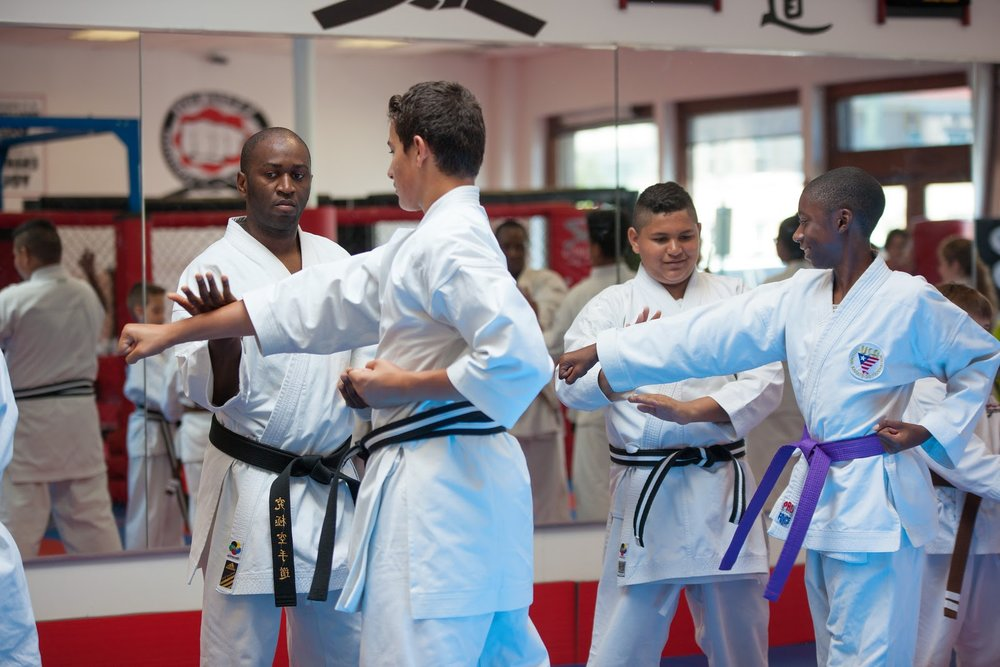 Adult & Advanced Karate Classes