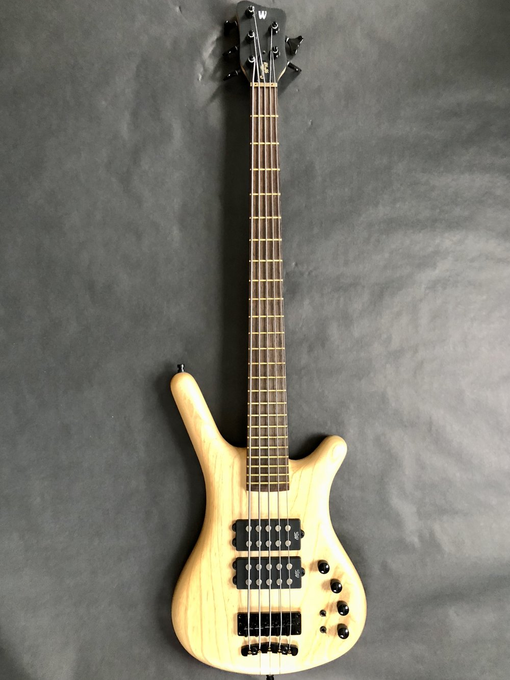 Warwick Custom Shop Corvette $$ 5-String NT