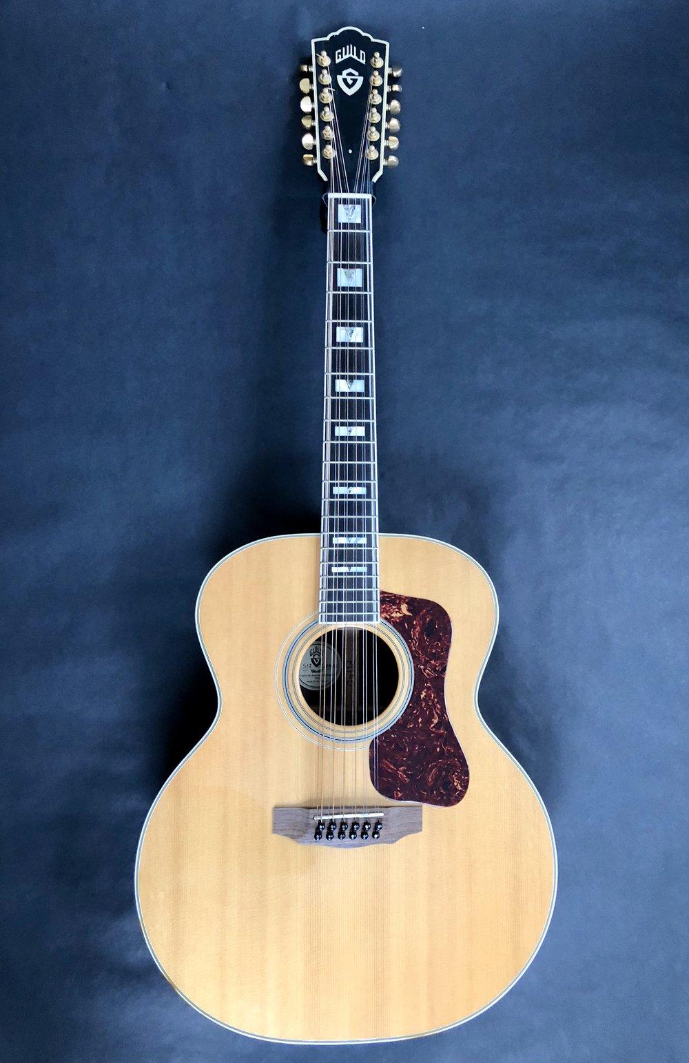 Guild 512 12-String