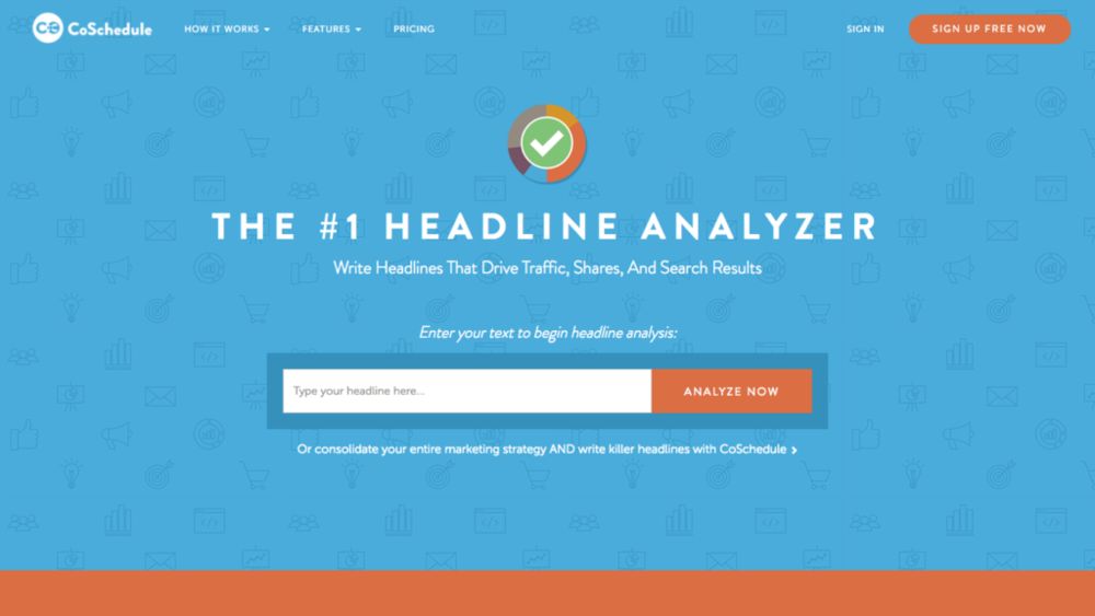 seo copywriting tools headline analyzer 3