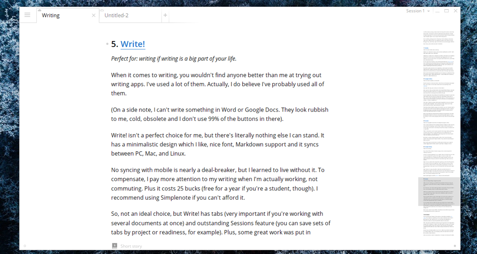 Upgrade Your Writing Productivity- 5 Tools to Help You Write Better 6.png