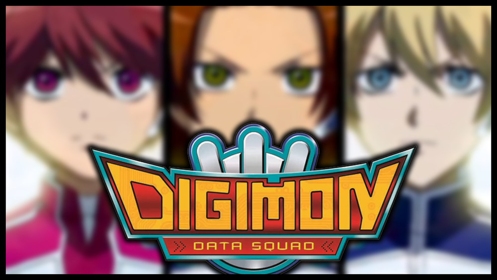 Digimon Data Squad Fan Dub