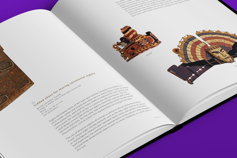 Treasures of <br>the World — Siang Morrisey
