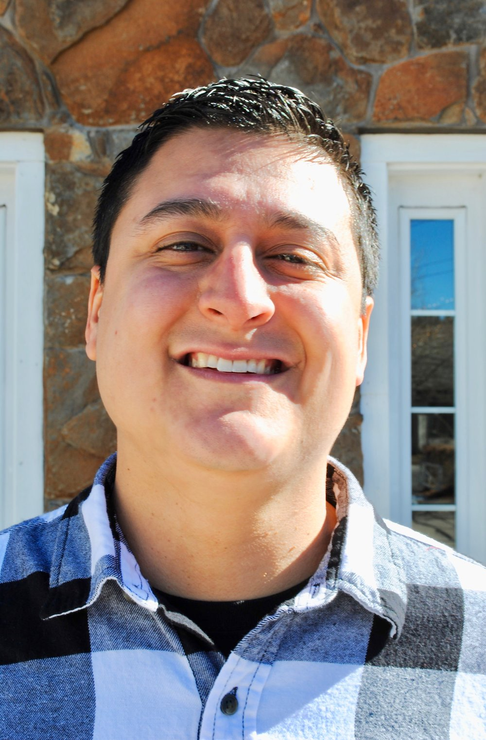Gabriel Nava - Gabriel Nava is an Elder and Head Deacon at Flagstaff SDA Church. He shares his life with his wife, Sofia Wolhein, and daughter Lucia. He enjoys reading, hiking, running, soccer, basketball (generally all outdoor sports) as well as spending time with his family. It is Gabriel's purpose to inspire a genuine, fun and adventurous walk with Christ and to share the hope that Christ brings to everybody he encounters.