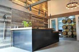 - The Analemma Tasting Room -- contemporary yet rustic