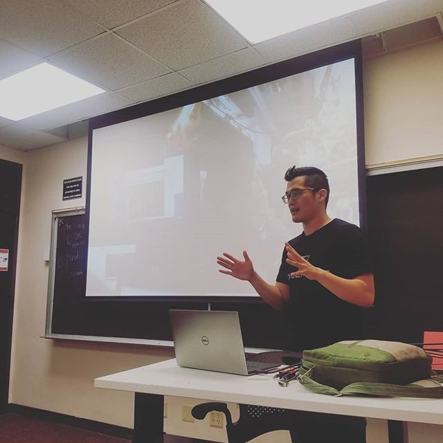 A big thank you to Alex Teng from Divergent 3D for coming out tonight and talking to us! He explained his role in designing the first 3D-printed supercar! Also, thank you to everyone who came, engaged, and asked questions. It made it that much better! See you next time!