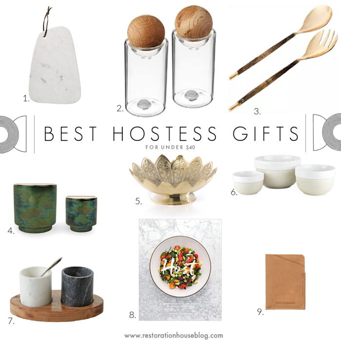 BEST HOSTESS GIFTS -