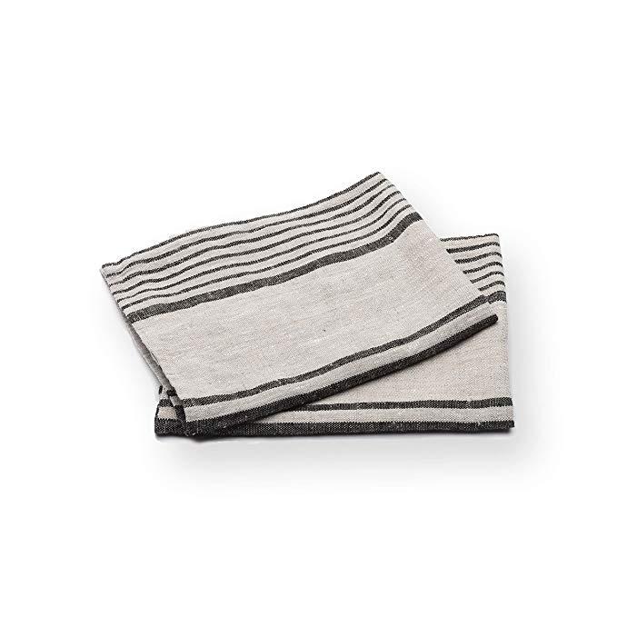 linen tea towel set