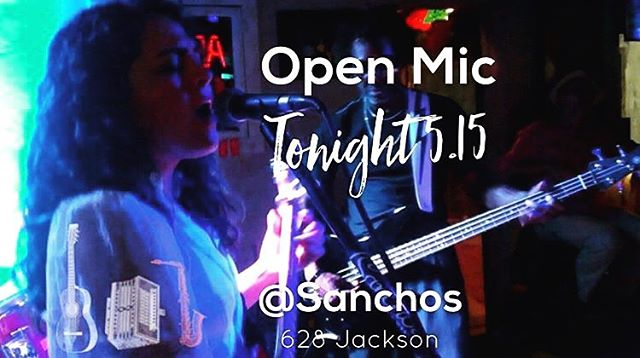 Check it out! Badass open mic tonight!! Get out there and let the fun begin! 😎🔥@ilaminori #openmic #samusic #localmusic #yes #singersongwriter