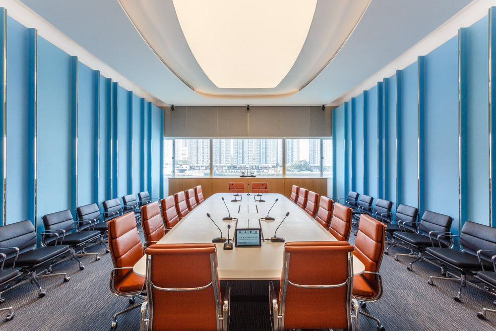 Interior Design - Boardroom