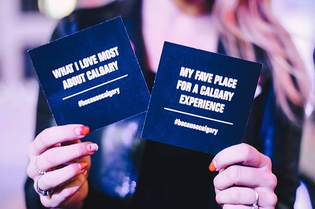 Hello you lovely Calgarians. We'll be announcing the 2019 Best of Calgary survey pre-nominations in just a couple weeks. Stay tuned for another year of celebrating #yyc's best 💯