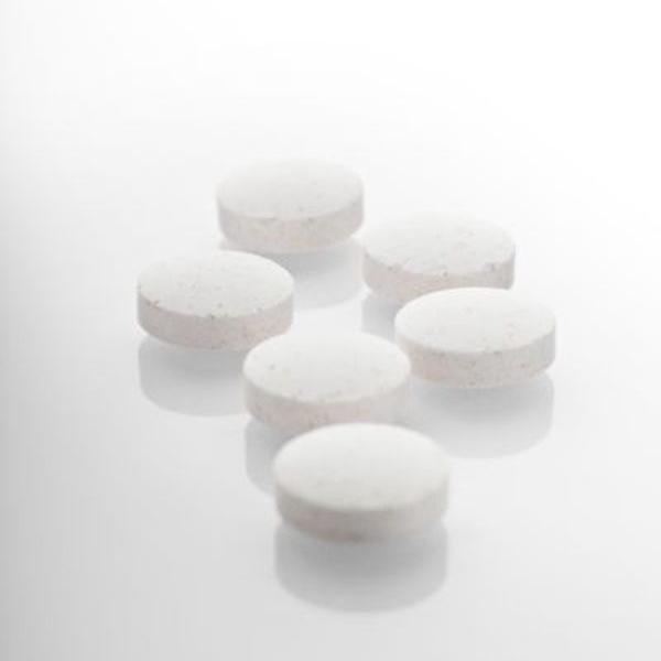 CHEWABLE TABLETS - A tasty option, especially for people who prefer not to swallow capsules