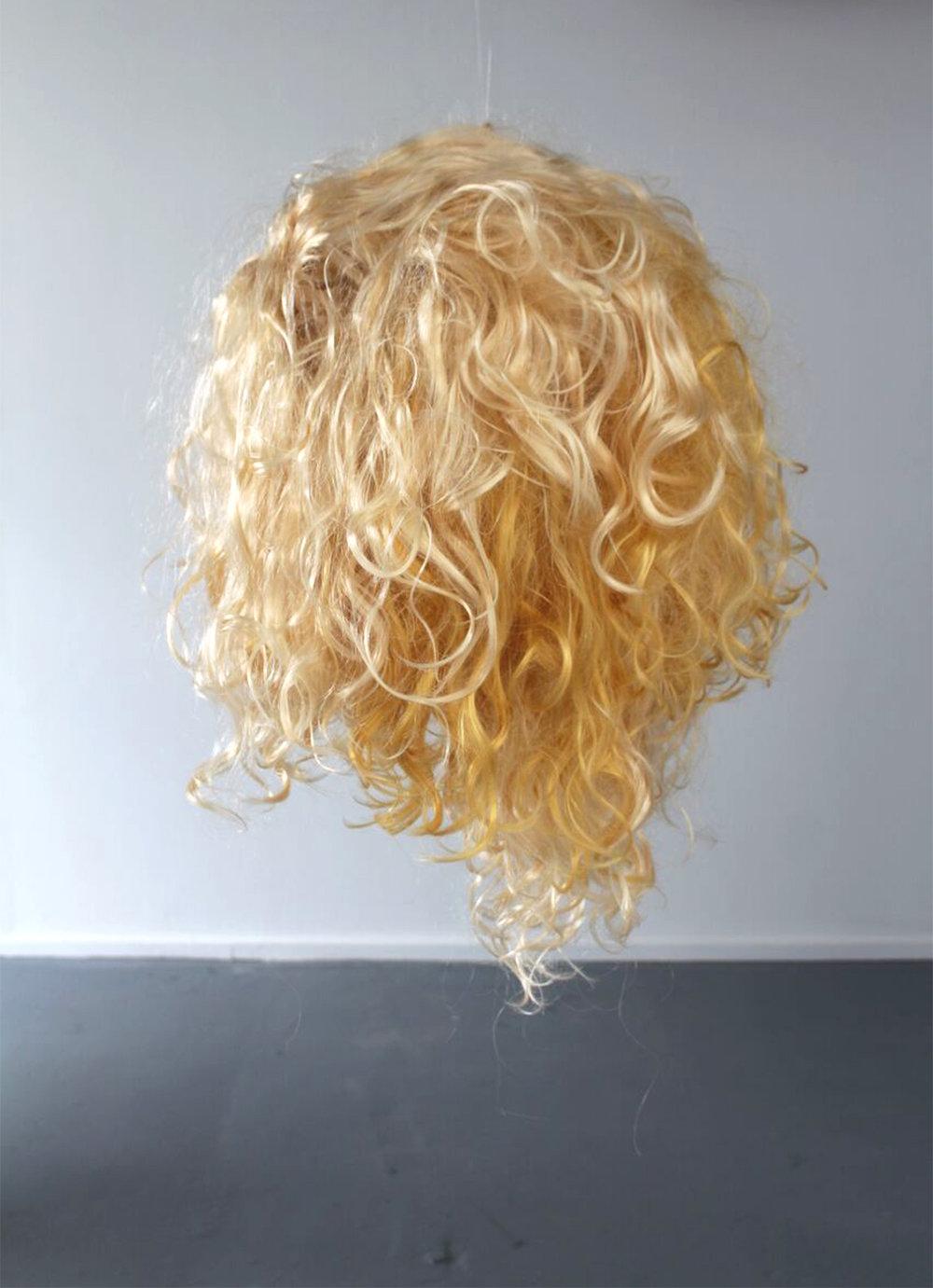 Cig Ah Zig Ah, 2016  Syntetic Wig