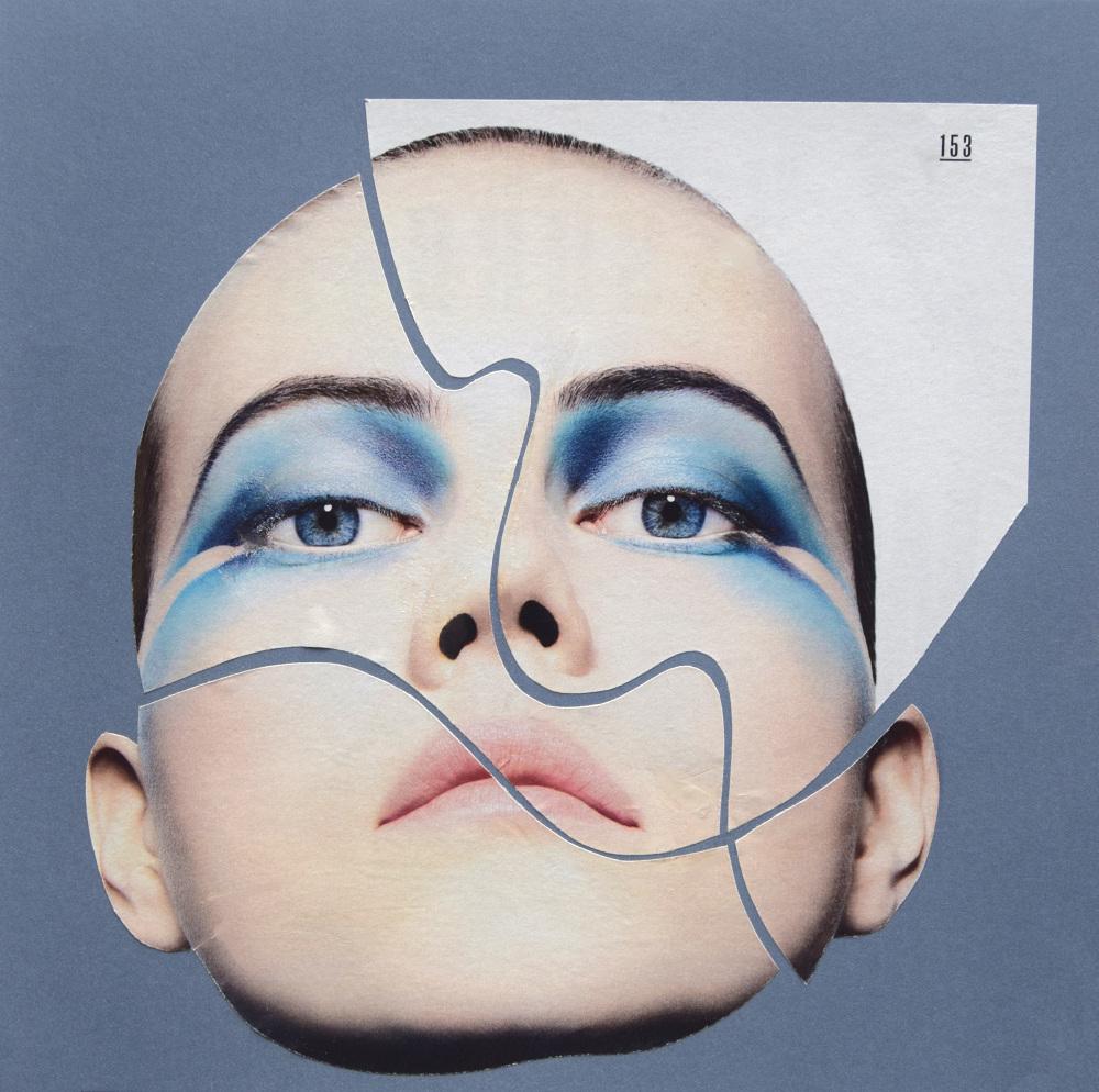 Fashion Killa  Hand Cut Paper Collage