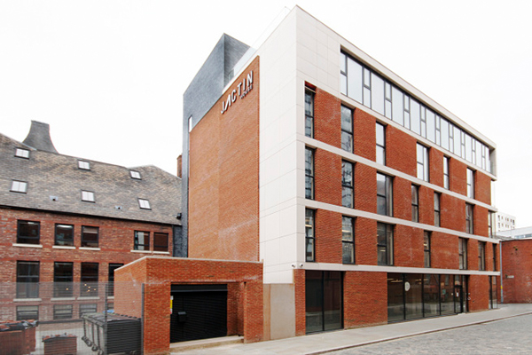Manchester - Jactin House is a historic building located in the heart of Ancoats; the world's first industrial area. Jactin House provides modern flexible managed workspace; establishing a vibrant community of creative, digital and media businesses in Manchester.