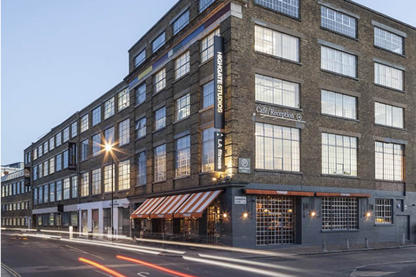 London - Our London office is based at Highgate Studios, a Victorian warehouse space transformed into an inspiring contemporary studio. Being at the heart of a strong start up community ensures an ever vibrant local atmosphere.