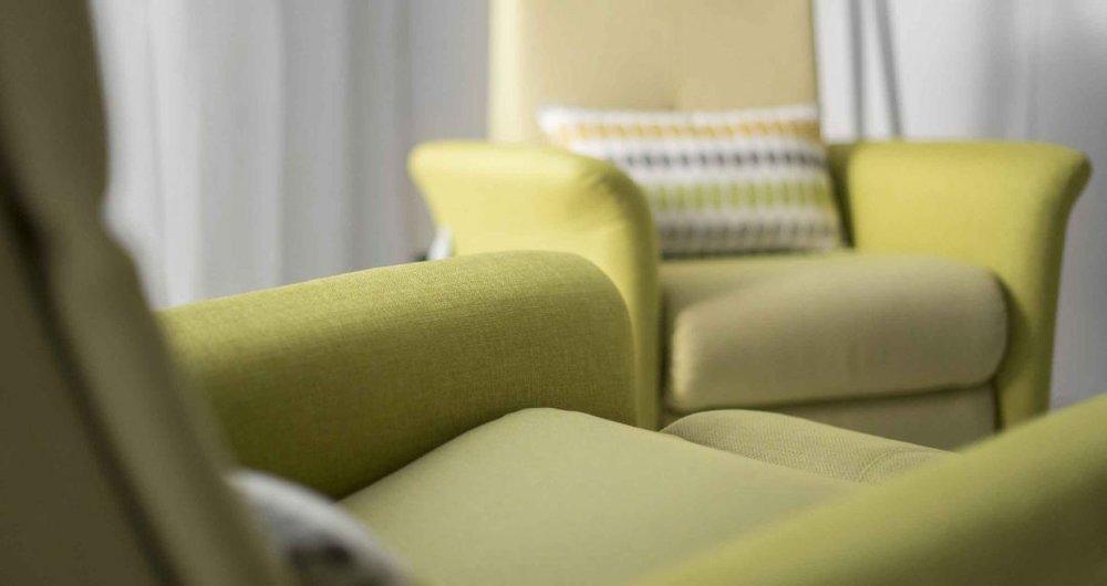 OSKA® Pressure Care Seating_OSKA Alice Pressure Care Seating_Roomscene
