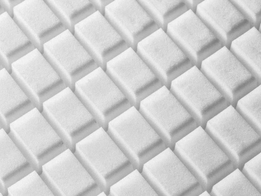 Pressure care mattress modular foam