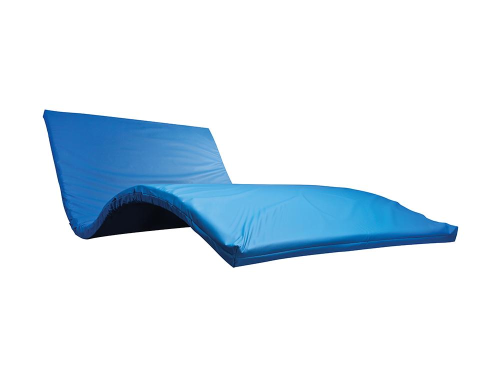 Pressure care mattress underlay