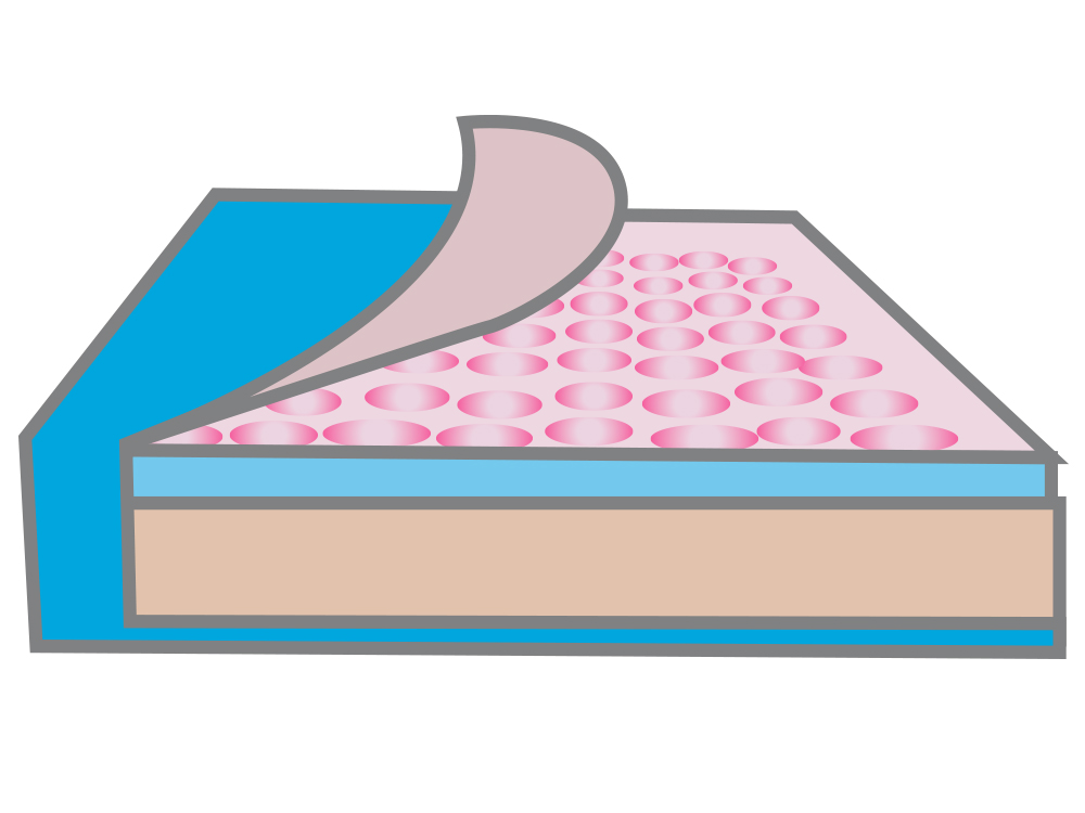 Cool gel - Medium to high risk