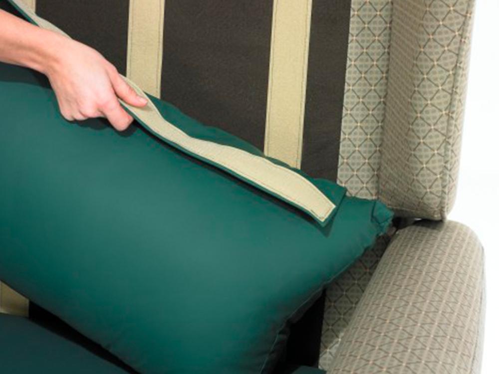 OSKA® Pressure Care Seating_OSKA Nurture Bariatric Pressure Care Seating_Easy Clean