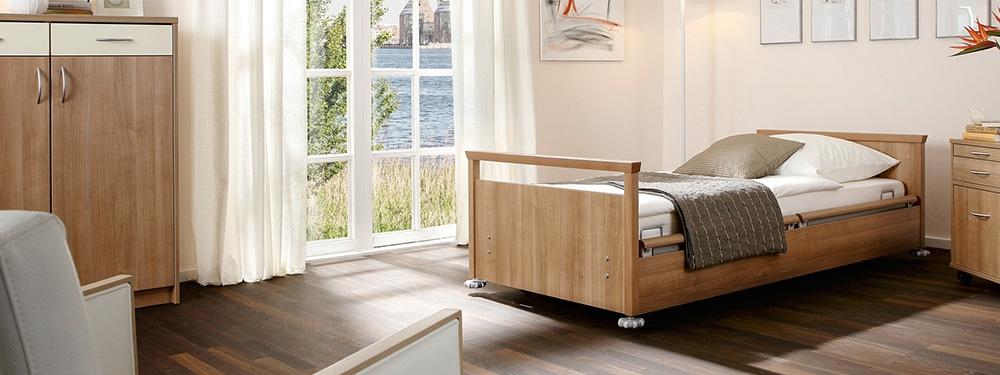 OSKA® Pressure Care Nursing Bed_Sentida 3 Pressure Care Nursing Bed_Roomscene