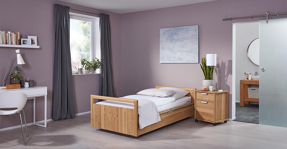 OSKA® Pressure Care Sentida 6 room scene