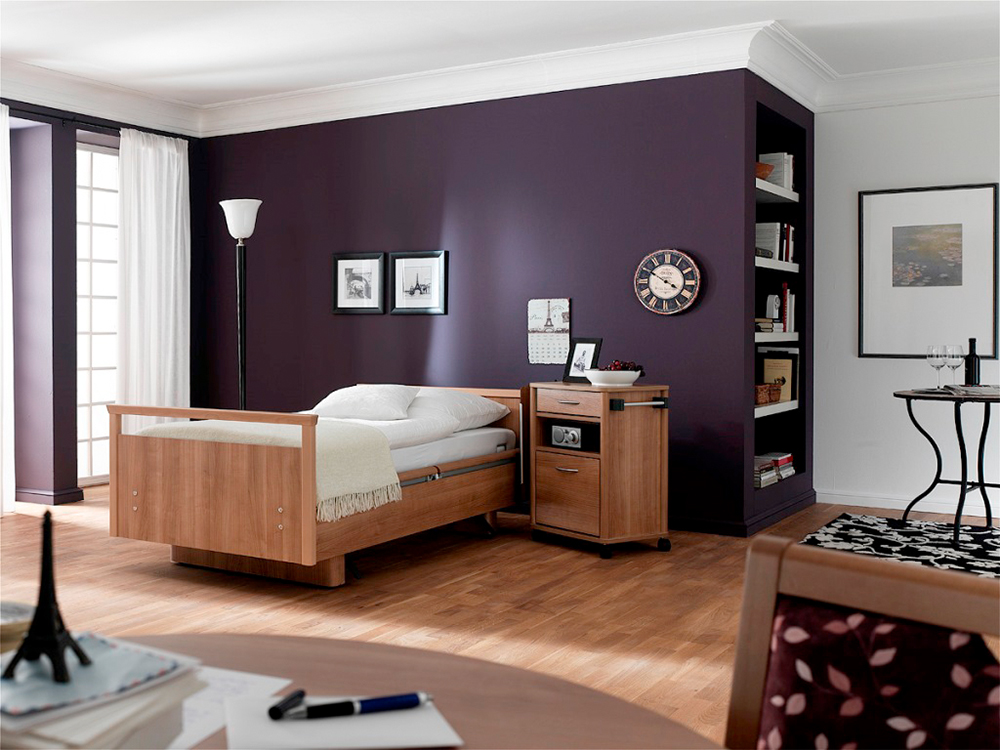 OSKA® Pressure Care Carisma 300 room scene