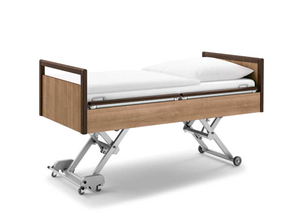 OSKA pressure care bed