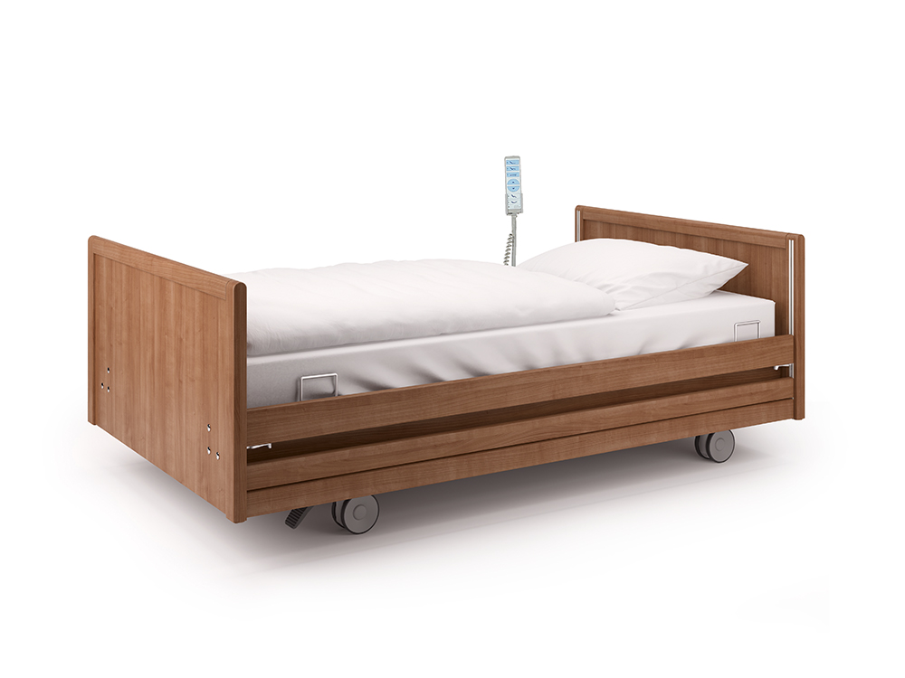 OSKA® Pressure Care Carisma 300XXL Nursing Bed