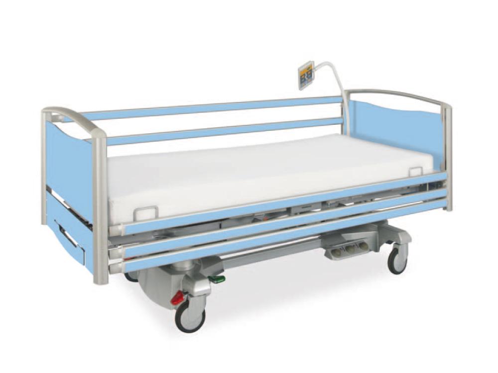 OSKA® Pressure Care Nursing beds_Latera Thema Pressure Care Bed_Details