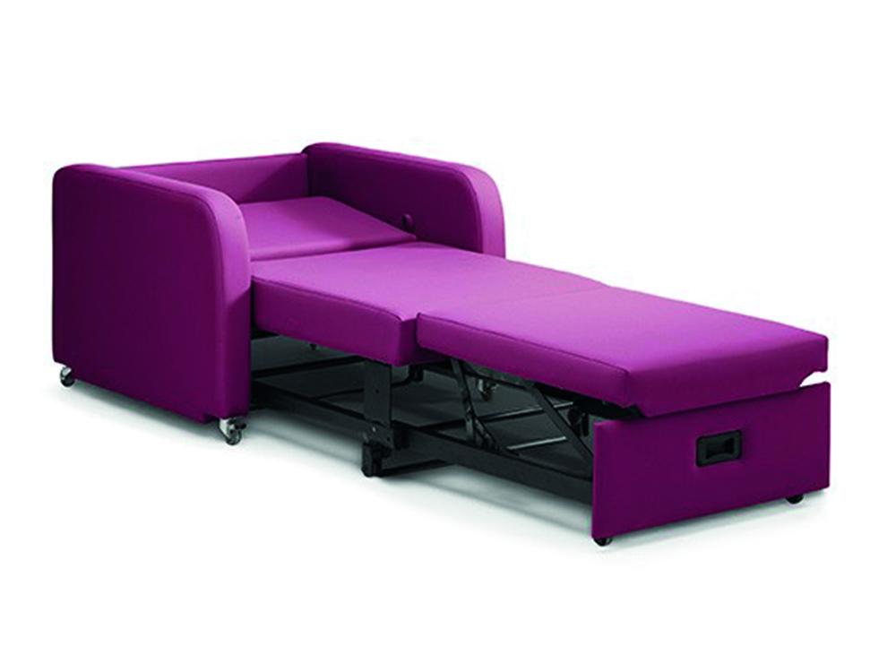 OSKA® Pressure Care Seating_OSKA OverNight Pressure Care Chair_Lay flat