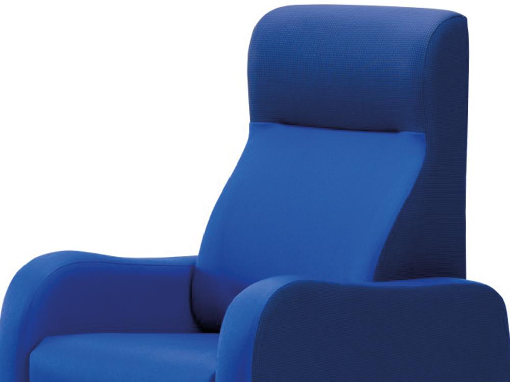 OSKA® Pressure Care Seating_OSKA Sierra Pressure Care Chair_Contoured comfort back