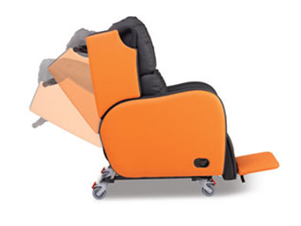 OSKA® Pressure Care Seating_OSKA Tune Pressure Care Chair_backrest