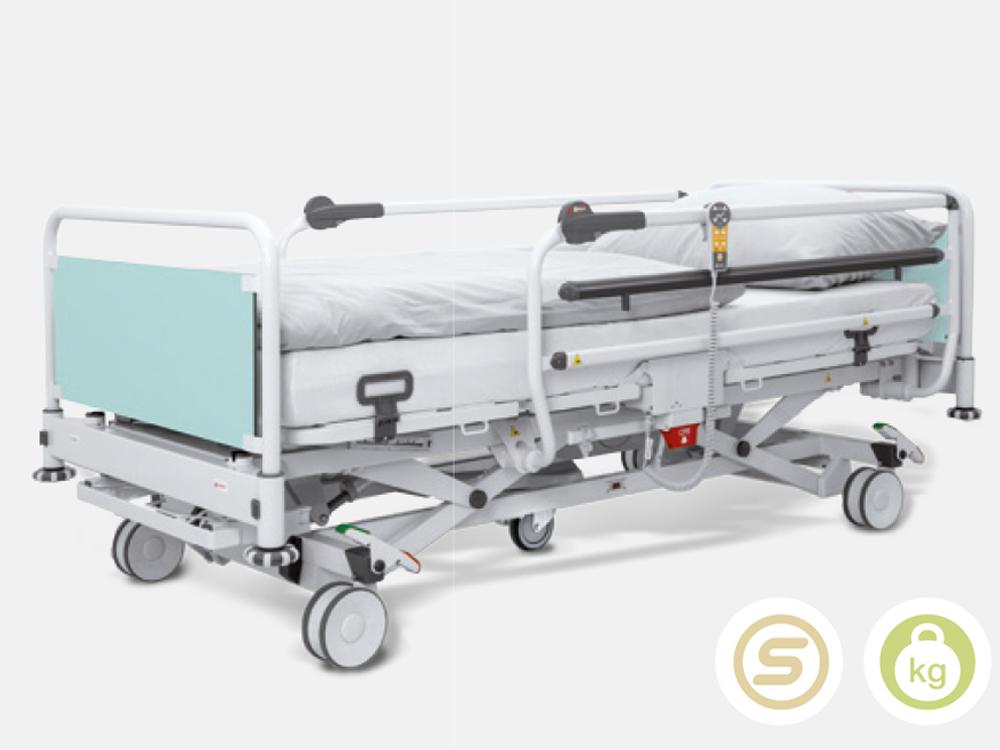OSKA® Pressure Care Nursing Bed_Image 3 Pressure Care Bed_Universal design