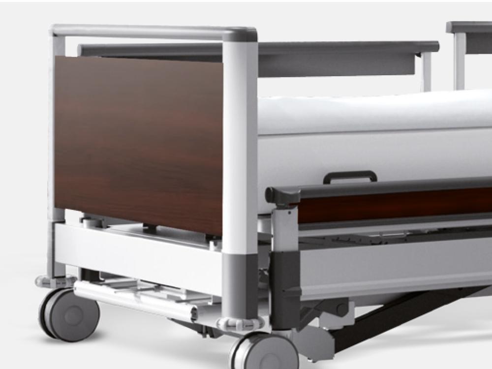 OSKA® Pressure Care Nursing Bed_Image 3 Pressure Care Bed_Exclusive design